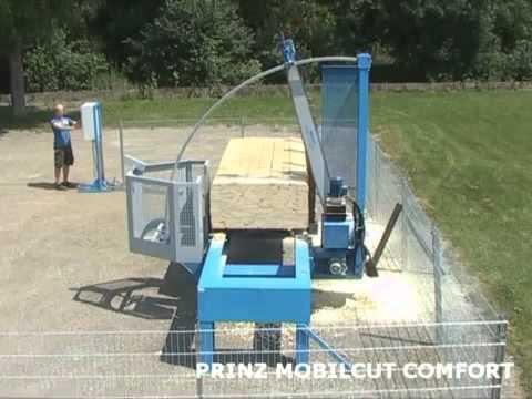 Embedded thumbnail for MOBILCUT light / comfort / comfort plus — высокоточные стационарные станки для торцевания пакетов пиломатериала